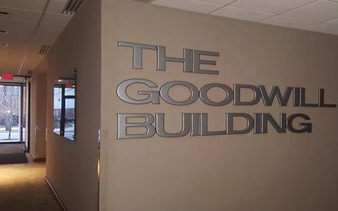 Goodwill Building Letters