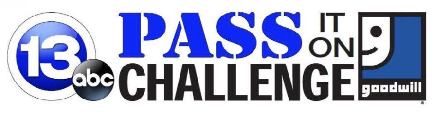 Pass It On Challenge Logo