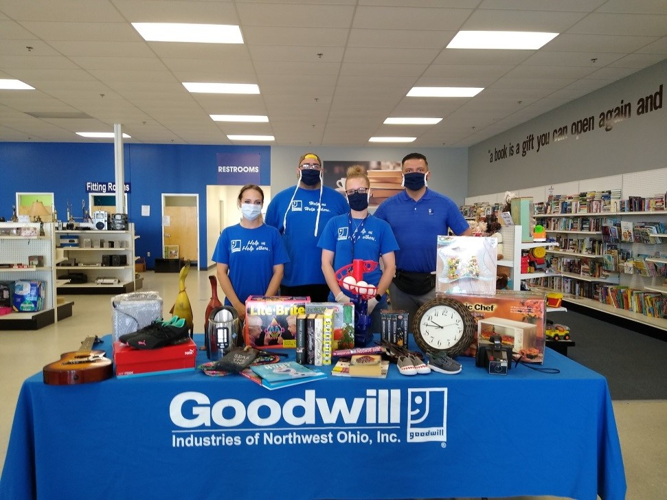Goodwill Good Finds goes Live!